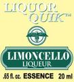 LIQUOR QUIK Limoncello Liqueur Essence, 20ml
