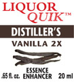 LIQUOR QUIK Distiller Vanilla 2X, 20ml