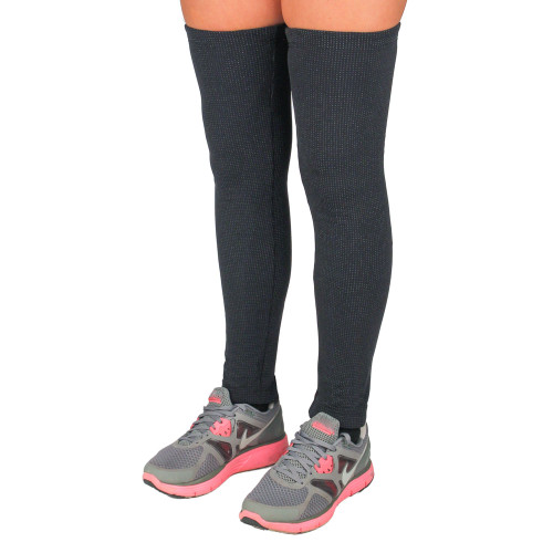 illumiNITE Reflective Leg Warmers