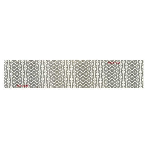 "Reflexite V92 DOT-C2 Daybright White Conspicuity Tape 2"" X 12"" Strip"