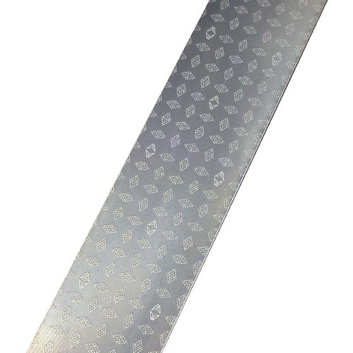 Silver Reflexite V82 Reflective Conspicuity Tape 1x12 Strip