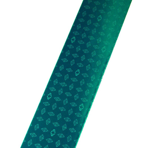 Green Reflexite V82 Reflective Conspicuity Tape 1x12 Strip