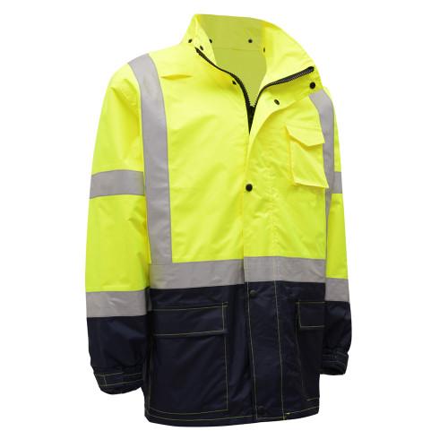 6003 Class 3 Premium Utility Rain Coat