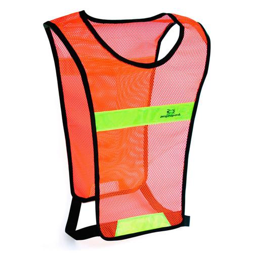 Amphipod Reflective Full-Viz Glow Vest