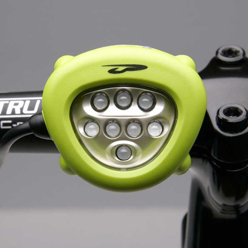 Corona Extreme Bike Light in Green