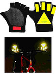 Reflective Glow Gloves