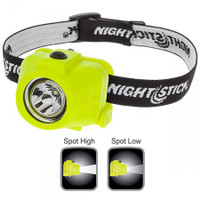 Intrinsically Safe Dual-Function Headlamp Non-Rechargeable