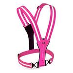 Pink Amphipod Reflective Xinglet Flash LED Vest