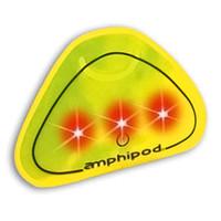 Amphipod Yellow Vizlet Tri-LED Clip-On Reflector 436-1