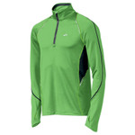 Brooks Running Infiniti Half Zip BriteGreen/Black