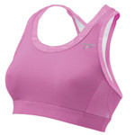 Brooks Running Epiphany Bra Top in Berry Diva