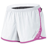 Brooks Running Synergy Short in Berry