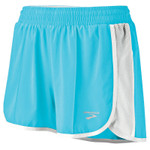 Brooks Running Epiphany Stretch Short II in Aqua