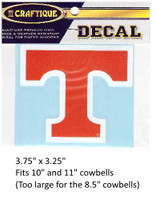 Tennessee Vols Decal