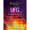 Ultimate Fire Gimmick Pro (Gimmick and DVD) by Jeremy Pei - DVD
