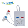 DTMCare Pure Audiology Pocket Rechargeable Hearing Amplifier UP-6GBA, MP3 player style, connect to phone or TV to hear directly