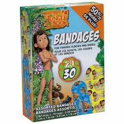 The Jungle Book 30 ct bandages