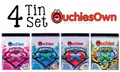 4 Tin Set - OuchiesOwn