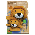 ES Lion and Cub Bath Mitt Set