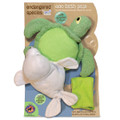 Eco Bath Pals- Turtle and Seal