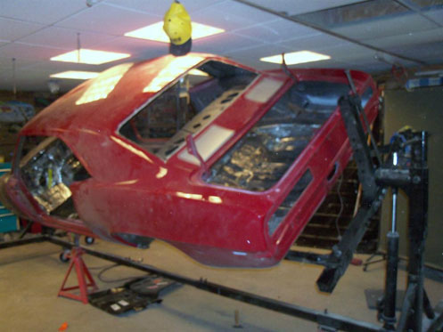 Undercoat Shootout as well Free Auto Rotisserie Plans in addition 4000lb Auto Rotisserie CE Approved With 60082933895 as well 1978 Pontiac Trans Am Gold Special Edition On Sale For 45900 19010 besides 1955 Chevrolet Bel Air. on auto car body rotisserie