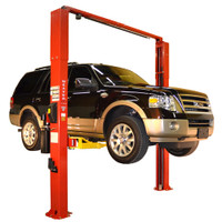Weaver Lift W-Pro10 lifting Expedition