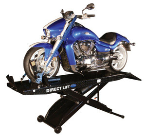 Direct Lift Pro Cycle Droptail with Vise in Second Position