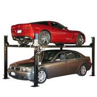 Direct-Lift® Pro-Park 8 Standard Certified 4 Post Car Lift