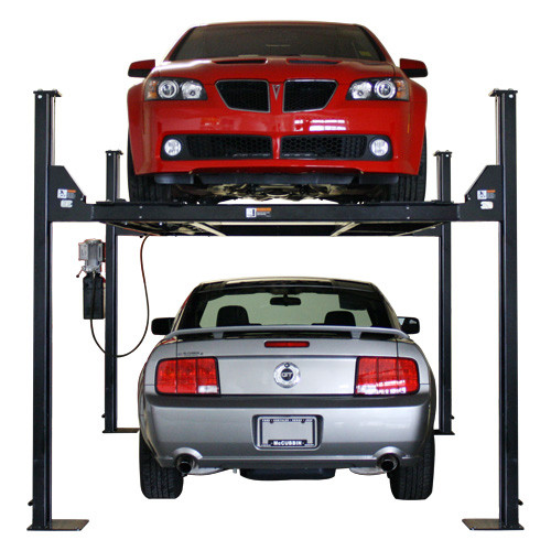 direct lift pro park 8 plus 4 post car lift extended height and length 8000lb ebay. Black Bedroom Furniture Sets. Home Design Ideas