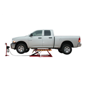 Weaver Lift W-6PLR Portable Low-Rise Lift