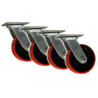 Poly Casters (set of 4)