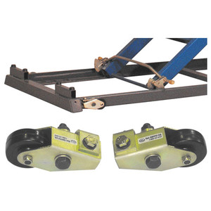 K&L Retractable Wheel Set