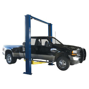 Forward Lift DP-10 Certified 2 Post Lift with Crew Cab Dually