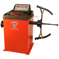 Weaver W-937M Motorcycle Wheel Balancer includes W-937 Wheel Balancer and W-MJ II Motorcycle Shaft Kit