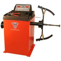Weaver W-937M Motorcycle Wheel Balancer includes W-937 Wheel Balancer and W-MJ II Motorcycle Shaft Kit