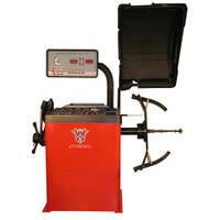 Weaver W-957M Motorcycle Wheel Balancer includes W-957 Wheel Balancer and W-MJ II Motorcycle Shaft Kit