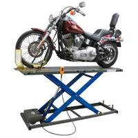 K&L MC500 Hydraulic Motorcycle Lift