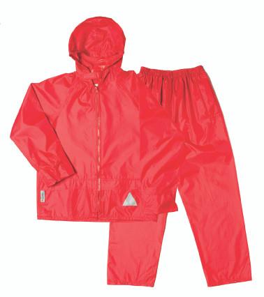 Result Waterproof Kids Jacket/Trouser Suit in Carry Bag