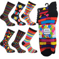 Vivid Odd Mens Socks 6-11