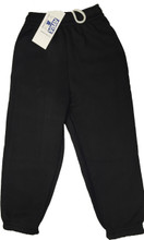 Black Ayra Jogging Bottoms