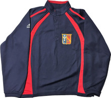 Archbishop Tenison's School (Oval) Long Sleeve Outdoor Polo