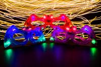 24 BatKid LED Glasses