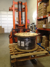 1000 feet spool of 10/3 HD flat submersible pump copper wire UL listed product of USA, 270Lb.