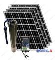 Tuhorse solar pump kit - 1000 Watts deep well pump with 4 x 195W PV panels