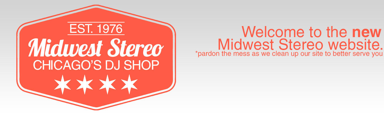 Welcome to the New Midwest Stereo website