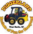 Diggerland USA 100 Pinedge Drive West Berlin, NJ 08091 1-856-768-1110 www.diggerlandusa.com