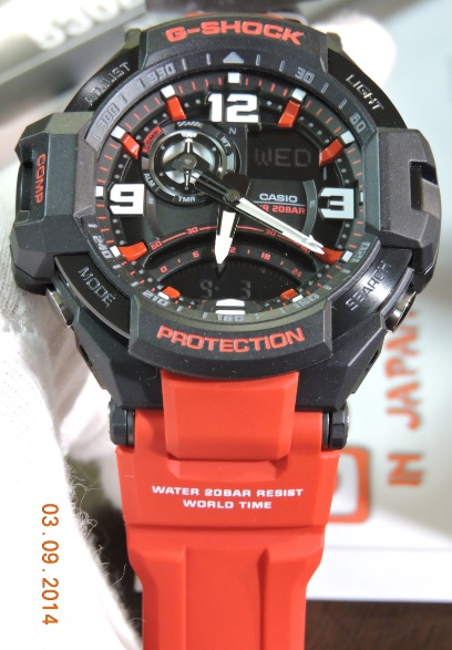 g shock ga 100 instruction manual