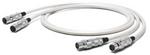 Oyaide Tunami Terzo V2 XLR Cable 1.3m Pair