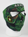 Face Mask - Army Neoprene