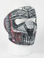 Face Mask - Robo Skull